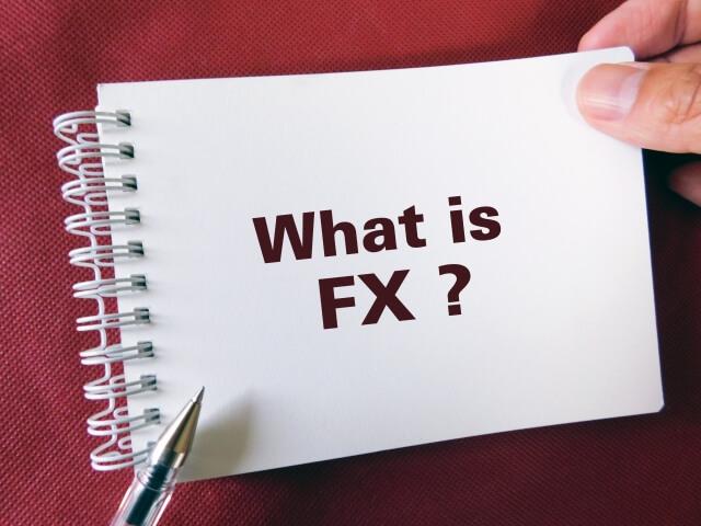 FXはギャンブルか? FXは投資です!
